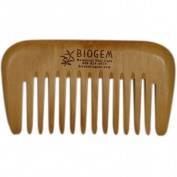 Dr Ross' BIOGEM Peach Wood Comb-Small