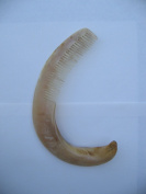 Horn Comb-Trophy Size, Light Colour