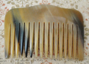 Horn Classic Slide Comb Wide Tooth