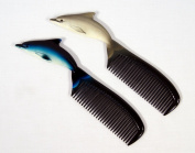 Wholesale Pack Handpainted Assorted Dolphin Comb