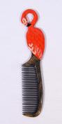 Wholesale Pack Handpainted Flamingo Bird Comb