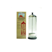 Shaving Factory Professional Grade Disinfectant Jar, Large, 830ml