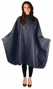 Salonchic Bleach-Proof Multi-Purpose Cape - Charcoal Swirl