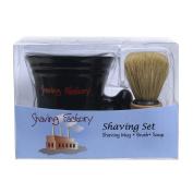 Shaving Factory Shaving Mug Set, 470ml