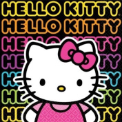 Hello Kitty Tween Beverage Napkins 16ct