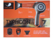 Typhoon 2000 Professional Tourmaline Hair Dryer By Tyche
