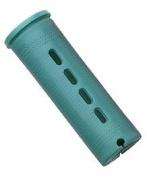 Jumbo Concave Perm Rods * Green * 2.9cm Diameter * 6 Rods Per Bag