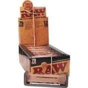 RAW Hemp Plastic Rollers - 79mm