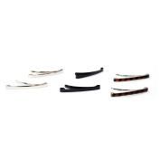 Vidal Sassoon 6 Piece Thin Metal Barrettes