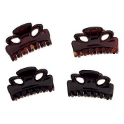DCNL Mini Clips Tortoise and Black