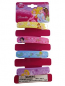 Disney Collection Princess Barrette Set (4pc) - Disney Princess Hair Accessory Pack