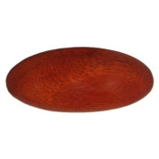 Hawaiian Koa Wood Large Oval Hair Clip Barrette From Hawaii