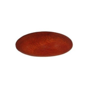 Hawaiian Koa Wood Small Oval Hair Clip Barrette From Hawaii