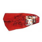 Ed Hardy Head Wrap (Red)