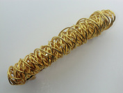 Charles J. Wahba - Wire Barrette Gold plated