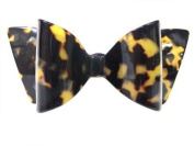 Charles J. Wahba - Large Tailored Bow Barrette