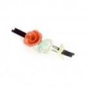 Colour Roses Tight Barrette