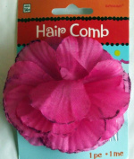 Cinco De Mayo Flower Comb