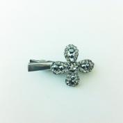 Crystal Petal Hairpin
