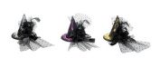 Ganz Mini Witch Hat Hair Clips - Clip On Witch Hat