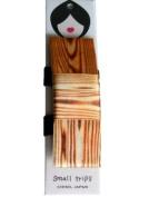 Yuzen Hair Clip - Wood
