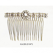 Gia Alessandra hair ornaments GA221