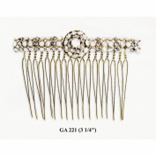 Gia Alessandra hair ornaments GA221