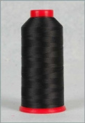 Beauty Town High Strength Nylon Bonded Thread 60g [Black]