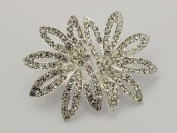 Elegant Faux Rhinestone Hair Comb for Wedding, Prom, Pageant, Quinceañera or Other Special Event