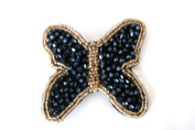 Gorgeous Beads Butterfly Hair pin