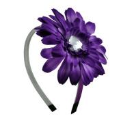 Daisy Flower Headband (More Colours...) Select Colour