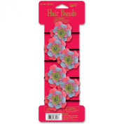 Island Flower Hairbands 6-Count