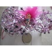 Lucky Troll Hair Headband....... Troll Has Pink Hair