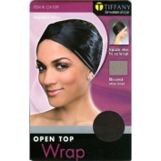 Tiffany Open Top Wrap - Adjustable hook and loop