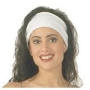 Cosmetic Terry One Size Headband a best seller order 3 or more a get a FREE pair of Sippers to match!!