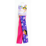 Nickelodeon Dora The Explorer Colourful Headbands Set Of 2 - Dora Colourful Headwraps Set