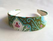 Leaves and Flowers Headband
