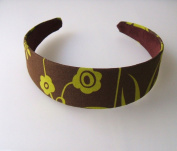 New Spring Headband From Vera,s Garden