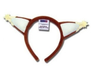Spice & Wolf Holo Fox Ears Headband