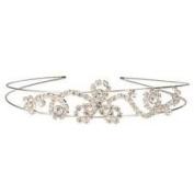 Exquisite Rhinestone Wedding Bridal Crown Headband 04