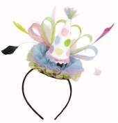 """Mom to Be"" Baby Shower Party Headband/Fascinator"