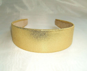 Gold Metallic Headband