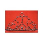 (14118) Black Gothic Tiara