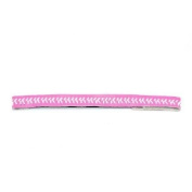 Leather Softball Seam Headband