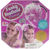 Funky Headband Flower Kit