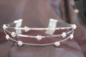 Beautiful Bridal Wedding Tiara Crown with Crystal Party Accessories DH12624