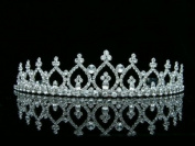 Bridal Wedding Prom Princess Rhinestone Crystal Tiara Crown