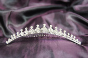 Beautiful Bridal Wedding Tiara Crown with Crystal Party Accessories C19308