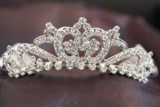 Beautiful Bridal Wedding Tiara Crown with Crystal Party Accessories C15723A