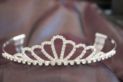 Beautiful Bridal Wedding Tiara Crown with Crystal Party Accessories DH15671